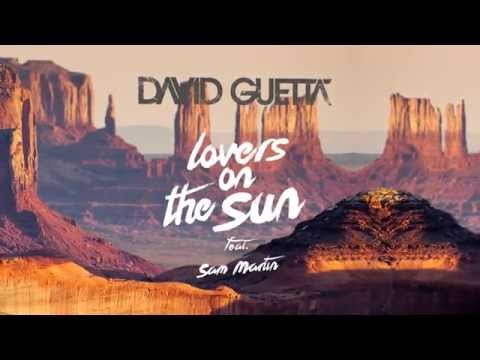 David Guetta - Lovers On The Sun ft. Sam Martin (teaser)