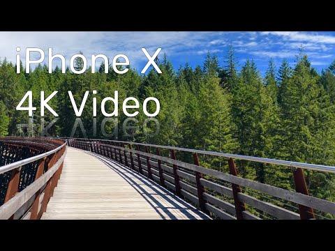 iPhone X 4K Video Around the world