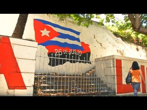 The Next Steps on Cuba: Rep. Barbara Lee Pushes for End to Embargo & U.S Travel Restrictions