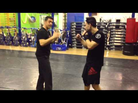 Luca Marinello Jeet Kune Do Free Lesson #10 Trapping Combination Image 1
