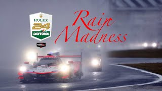 Rolex 24h Daytona 2019 Rain MADNESS | Last minutes before 2nd Red Flag