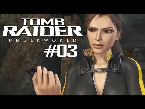 Let's Play Tomb Raider Underworld [Part 3] - Ein mächtiger Handschuh