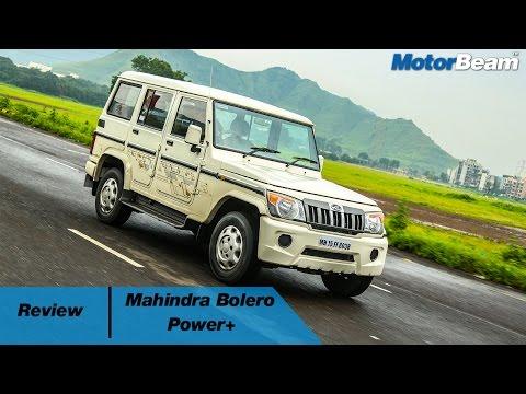 2016 Mahindra Bolero Power+ Review | MotorBeam