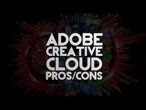 DVTV - Adobe Creative Cloud Pros & Cons