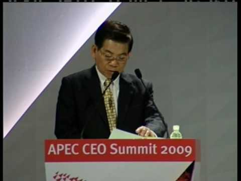 Summit Keynote Address: HE President Nguyen Minh Triet (Part 1)