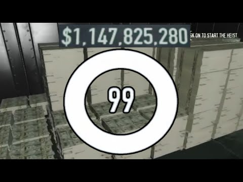 Payday 2 : Level 100 Exploit, Fast Money, All weapons & Mods