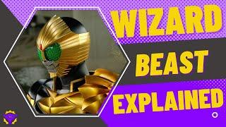 Kamen Rider Wizard: Beast EXPLAINED