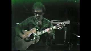 JJ Cale, King City, Live 1986