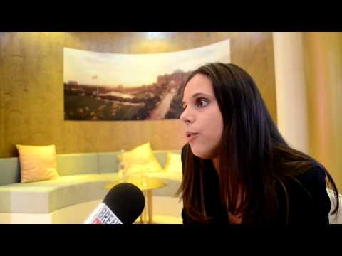 Rebeca Martin, assistant director of sales, Emirates Palace