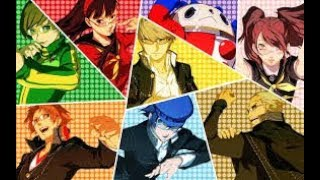 Persona 4 Golden new plus 64