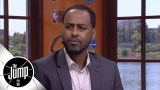 Amin Elhassan: Kevin Love should be suspended by letter of law for 'dumb rule' | The Jump | ESPN