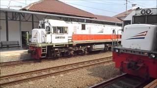 Kompilasi Kereta Api Indonesia Vol. 1