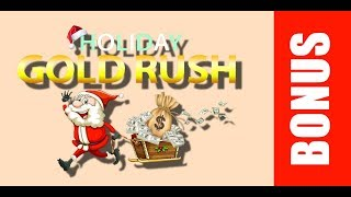 Holiday Gold Rush Review by Marcel. Get  Holiday Gold Rush Review