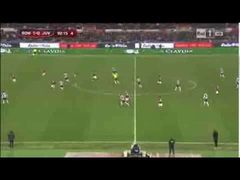 Roma - Juventus  Coppa Italia 2013-2014