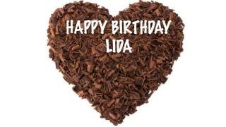 Lida like Lyda   Chocolate