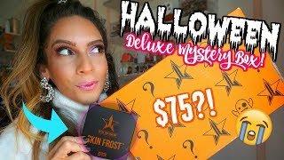JEFFREE STAR... ONCE AGAIN THIS IS INSANE!! DELUXE MYSTERY BOX!