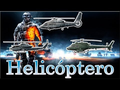 Battlefield 3 - Helicoptero - Em busca do kill Perfeito