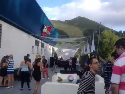 CHARLES RAMIREZ - LIVE @ TXITXARRO CLOSING PARTY (VIDEO 2)