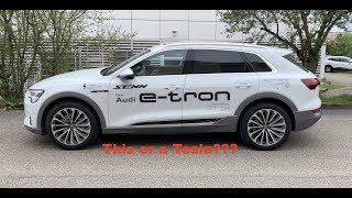 Audi e-tron VS Tesla Model S, which one should I buy?