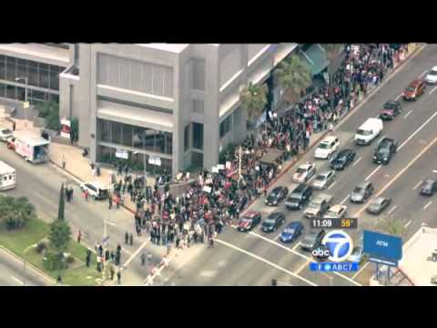 Armenian Genocide protest draws thousands   abc7.com.