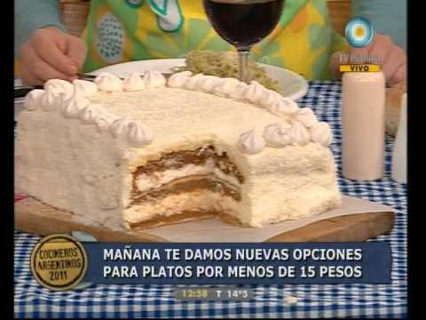 Cocineros argentinos - 30-05-11 (6 de 6) - YouTube