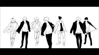 Haikyuu!! & BTS- Blood Sweat and Tears (???? ????!!)...2