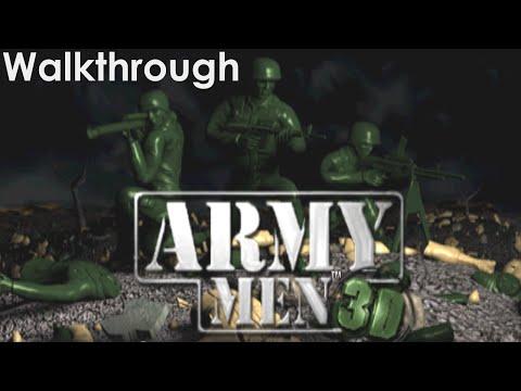 Army Men 3D Walkthrough