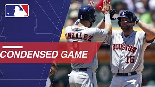Condensed Game: HOU@OAK - 6/14/18