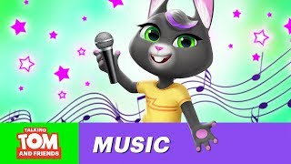 🎵 TALKING BECCA - Little Miss Perfect 🎵 Talking Tom and Friends FULL Music Video