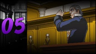 Gyakuten Saiban - Phoenix Wright: Ace Attorney - Turnabout Goodbyes - #05