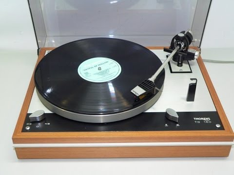Thorens 160 Turntable Thorens td 160 Turntable Phono