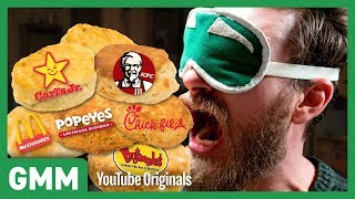 Blind Biscuit Taste Test