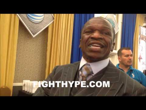 FLOYD MAYWEATHER SR PREDICTS MAIDANA WILL GET PICKED APART AND STOPPED
