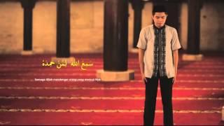 Tuntunan bacaan dan doa sholat : Sholat 4 rakaat (peraga laki - laki)