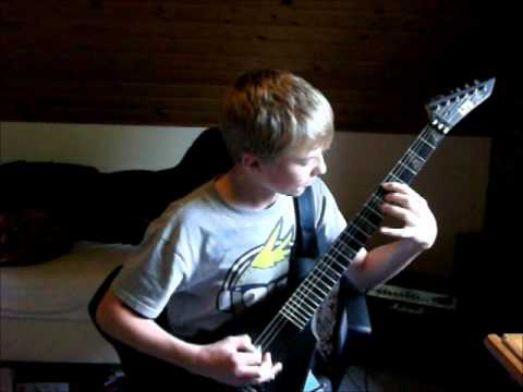 Jeff Loomis Miles Of Machines Cover