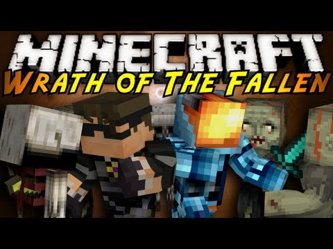 Minecraft: Wrath of the Fallen Part 1