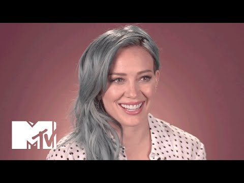 Hilary Duff Reflects on Her 'Younger' Days | MTV News