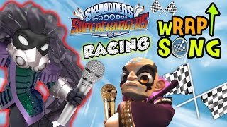 Skylanders Superchargers Online Racing wRAP UP Song!  (FREE DOWNLOAD)