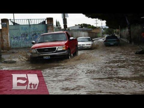 Lluvias dejan incomunicadas al menos a 1200 personas en Durango / Excélsior en la Media