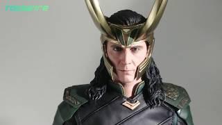 Hot Toys Thor: Ragnarok - 1/6th scale Loki Collectible Figure