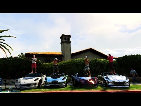 GTA 5 SIEGE!! – Cops & Robbers GTA V – Grand Theft Auto 5 Game Mode