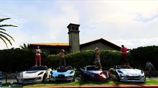 GTA 5 SIEGE!! - Cops & Robbers GTA V - Grand Theft Auto 5 Game Mode