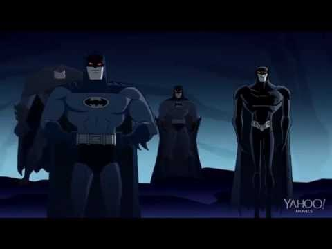 Бэтмен Будущего - Короткометражка в честь 75-летия  (Darwyn Cooke's Batman Beyond - Animated Short)