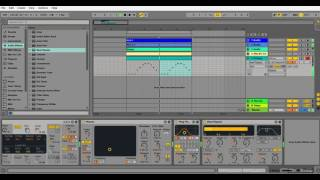 Ableton Live Analog Sound Design Future Bass in Ableton Live Analog Beat Repeat