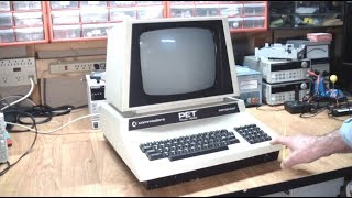 AE#86 Commodore Pet 4032 Repair Part 1