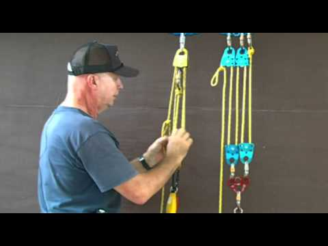 Rope And Pulley Systems Segment 6 The Block And Tackle