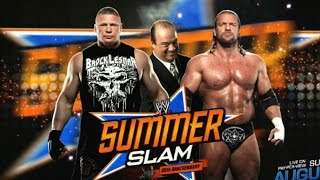 10 Times WWE Got The SummerSlam Main Event Wrong