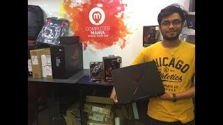 HP Gaming laptop  Omen 15 (2018) 8Th gen Unboxing First Time in Bangladesh || Computer Mania BD
