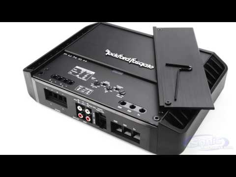 Rockford Fosgate Punch Car Amps   Powerful & Reliable Amplifiers