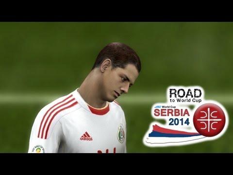 FIFA 13 - RTWC Serbia 2014 - Mexico vs. St. Vincent Grenadines